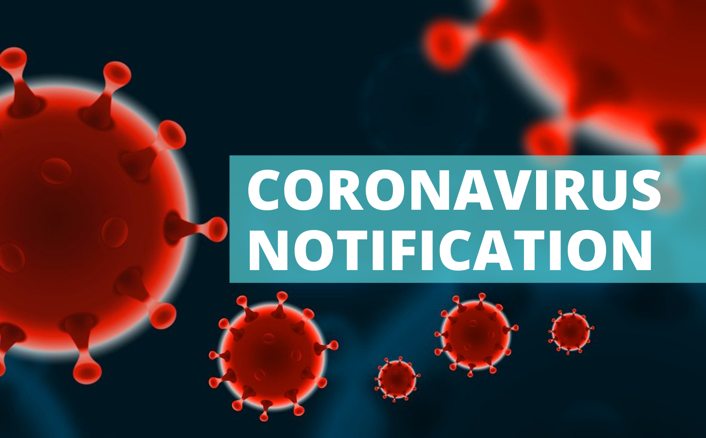 Coronavirus Notification To Our Clients
